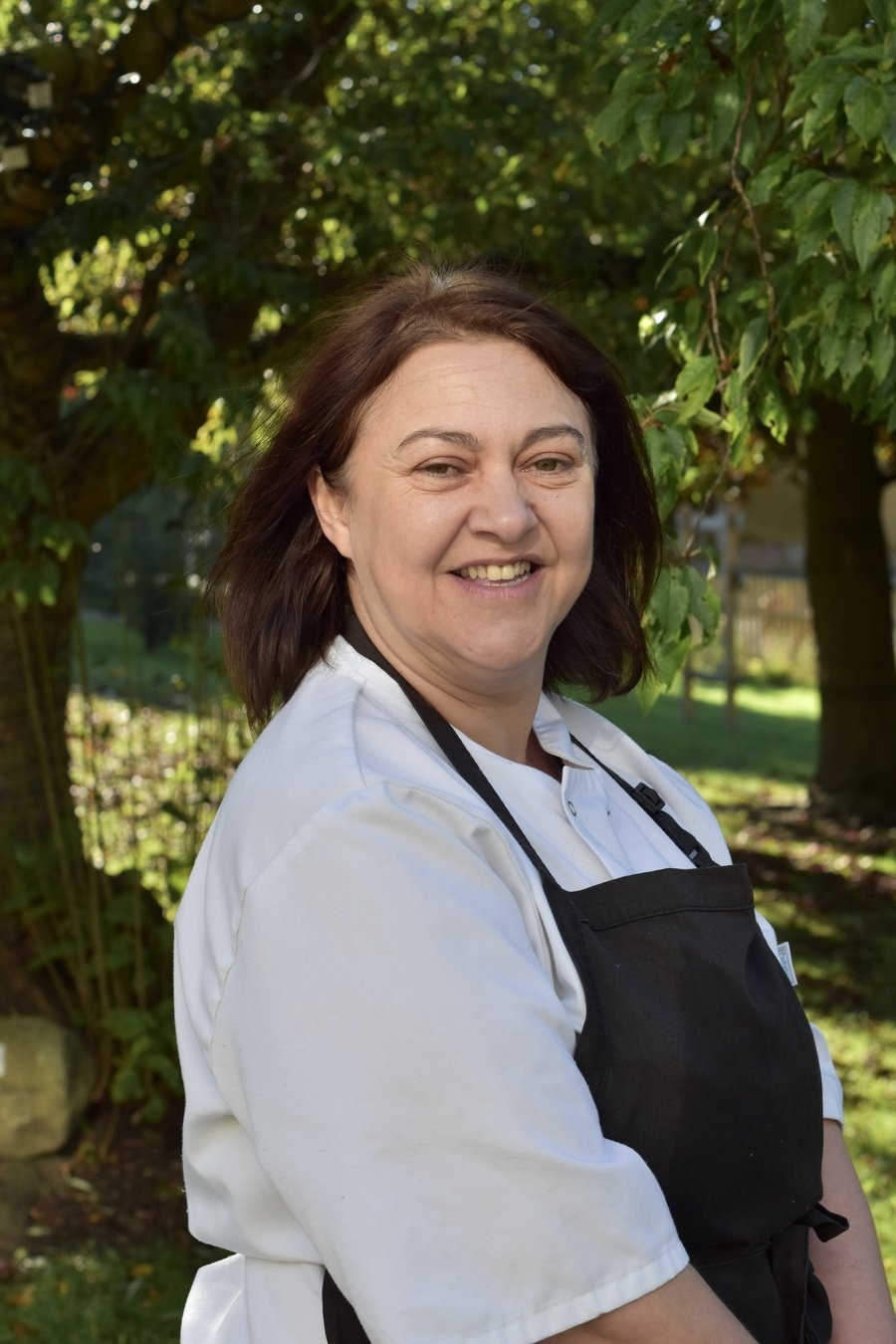 Miss Sanderson, Kitchen Assistant