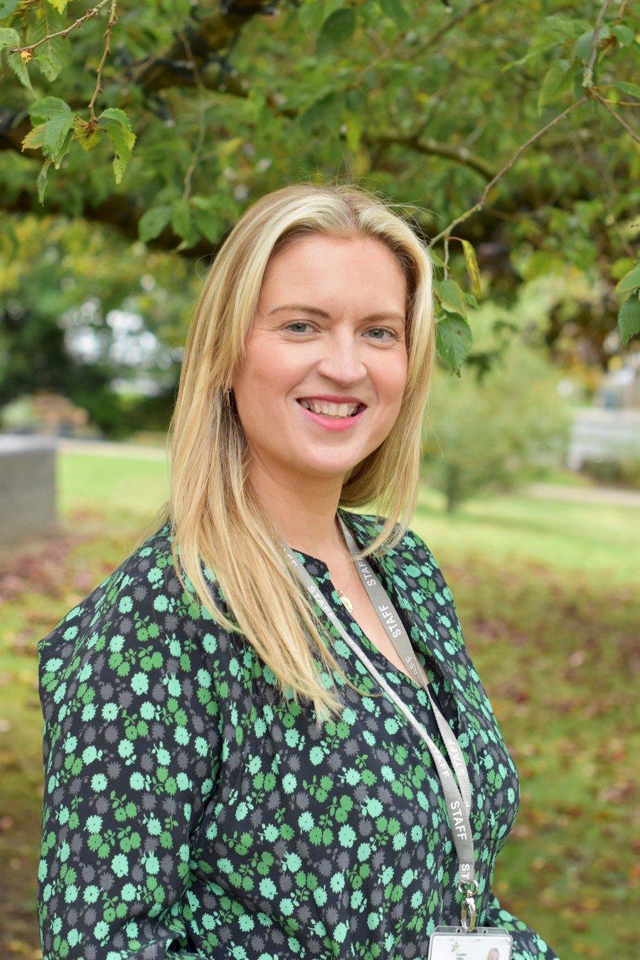 Mrs Leach, Reception Teacher & Early Years Leader