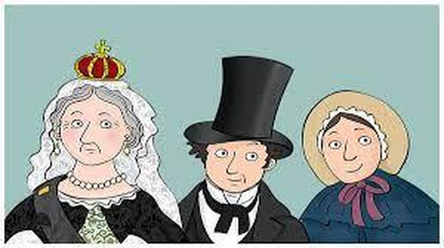 Click here to find out more about 'The Victorians'