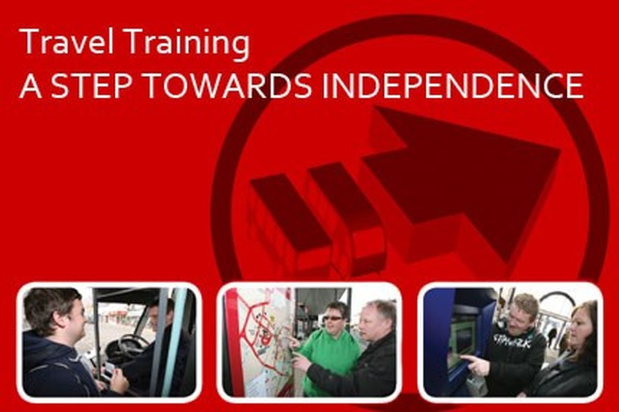 Click Here for Travel Training Information