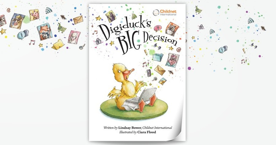 Digiduck's Big Decision (eBook for KS1)