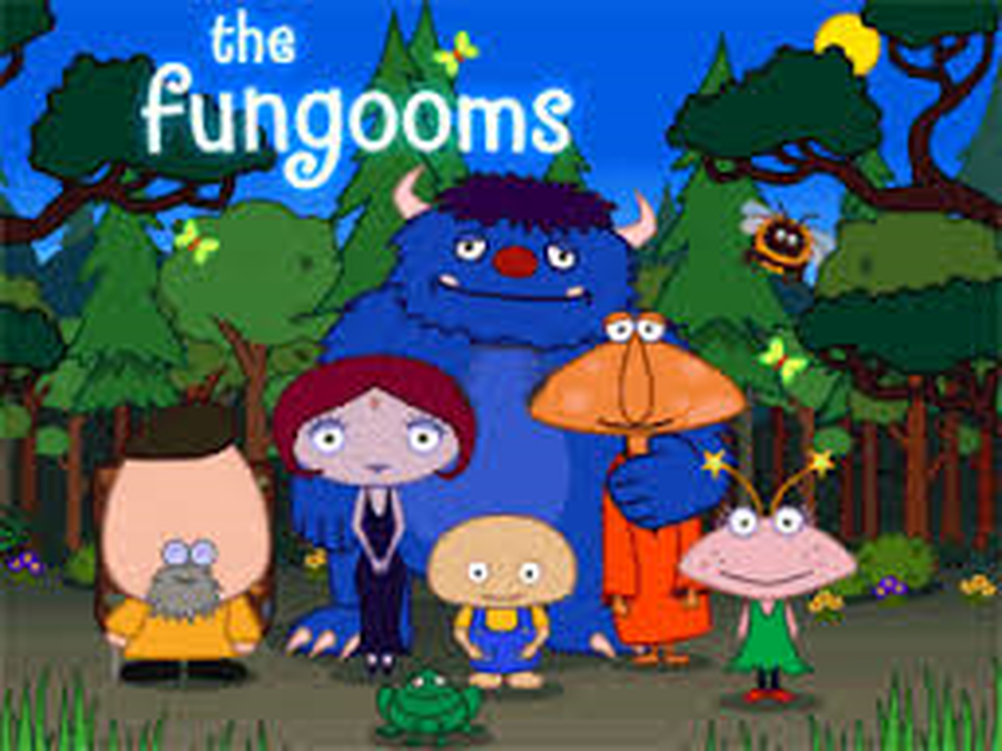 Fungooms - Online Games for EYFS