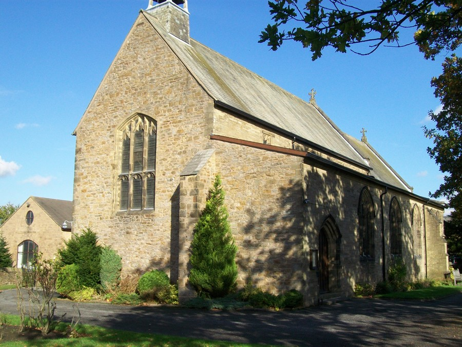 St Leonard's - Our church