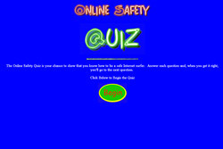 Safe Kids Quiz