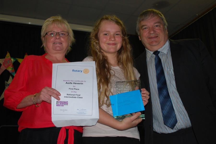 GB & Ireland Rotary Club Young Writer Award