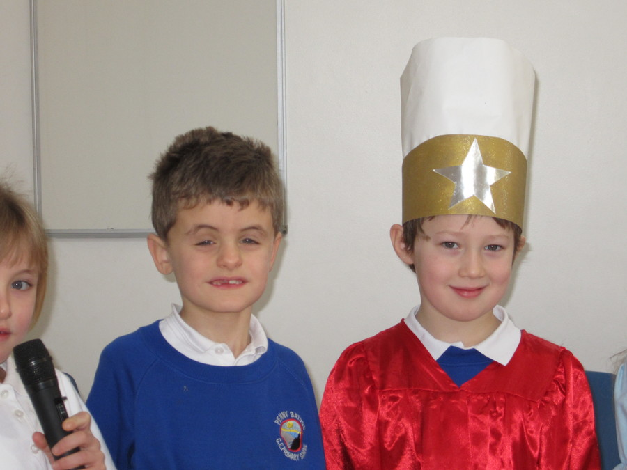 The Baker and the Bishop