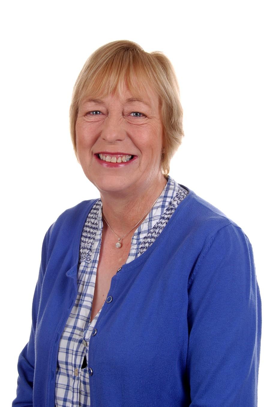Mrs Kathleen McTaggart