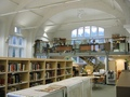 Library inside Touchstones
