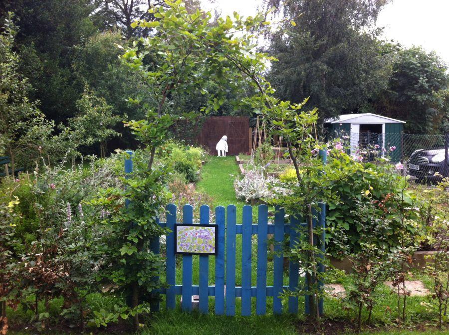 Our school garden.