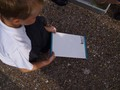 Lit- exploring sensory trays to generate adjectives 4.JPG