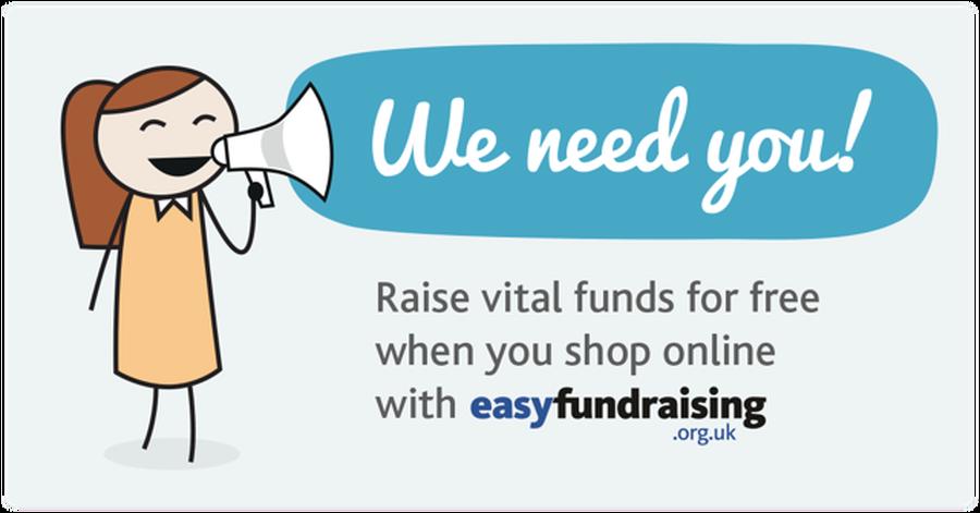 Easy Fundraising website