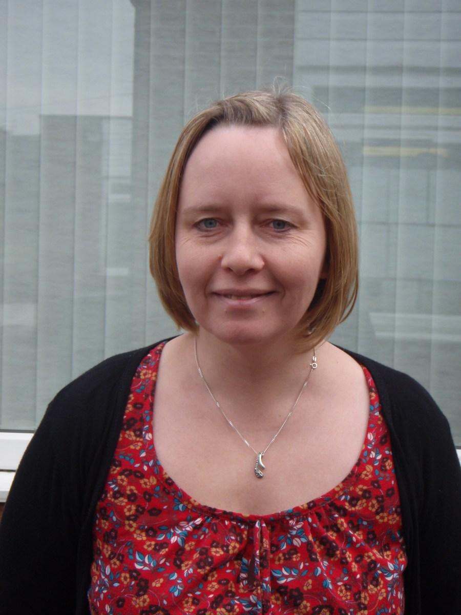 Jayne Smedley - Staff Governor
