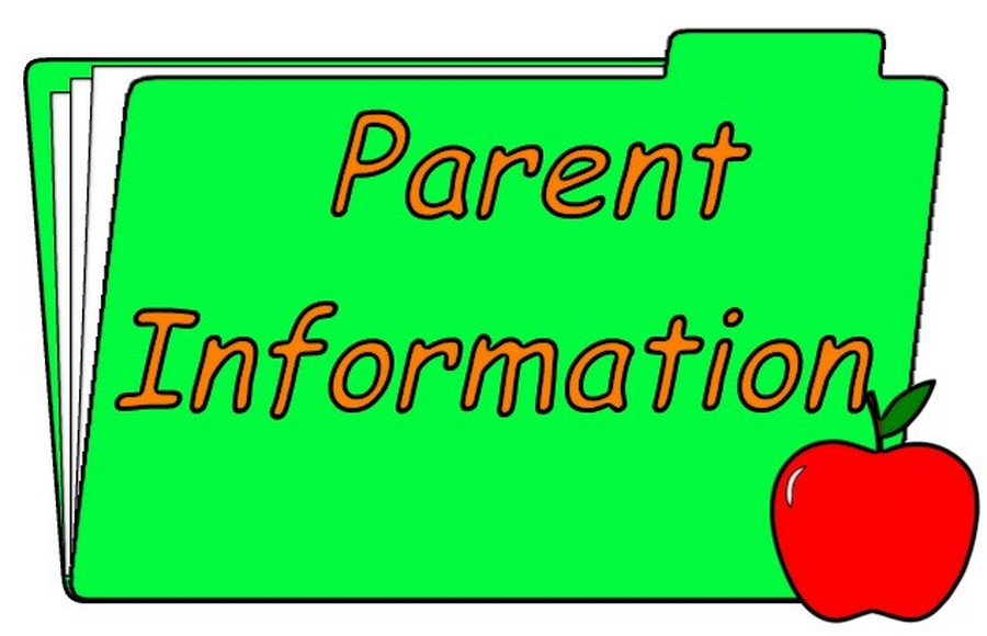 Useful Information for Parents