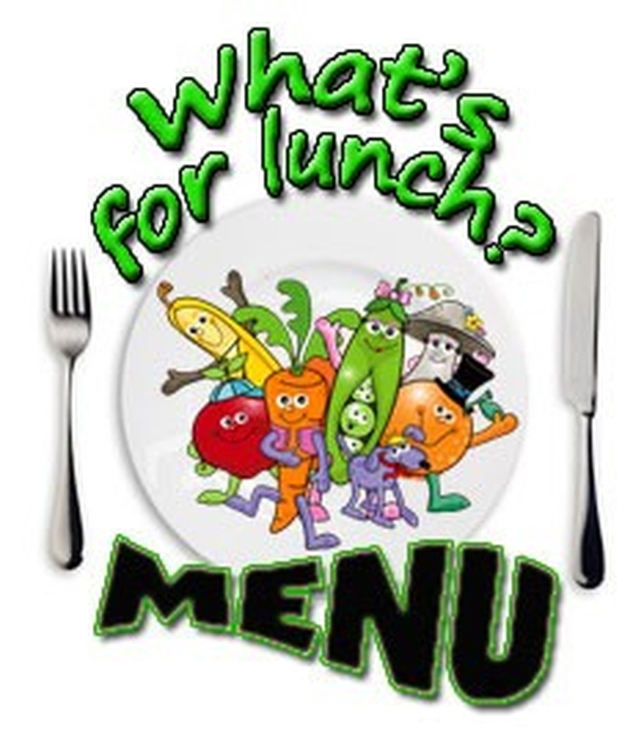 Lunch Menus Summer term 2018