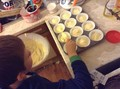 Felim making buns