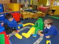 Constructing roads and railways - working cooperatively.