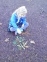 Making firework pictures in Outdoor learning.JPG