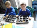 We've been learning about multiplication using arrays.JPG