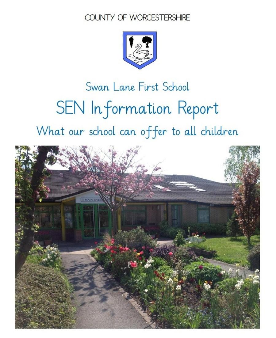 SEND Information Report 2017