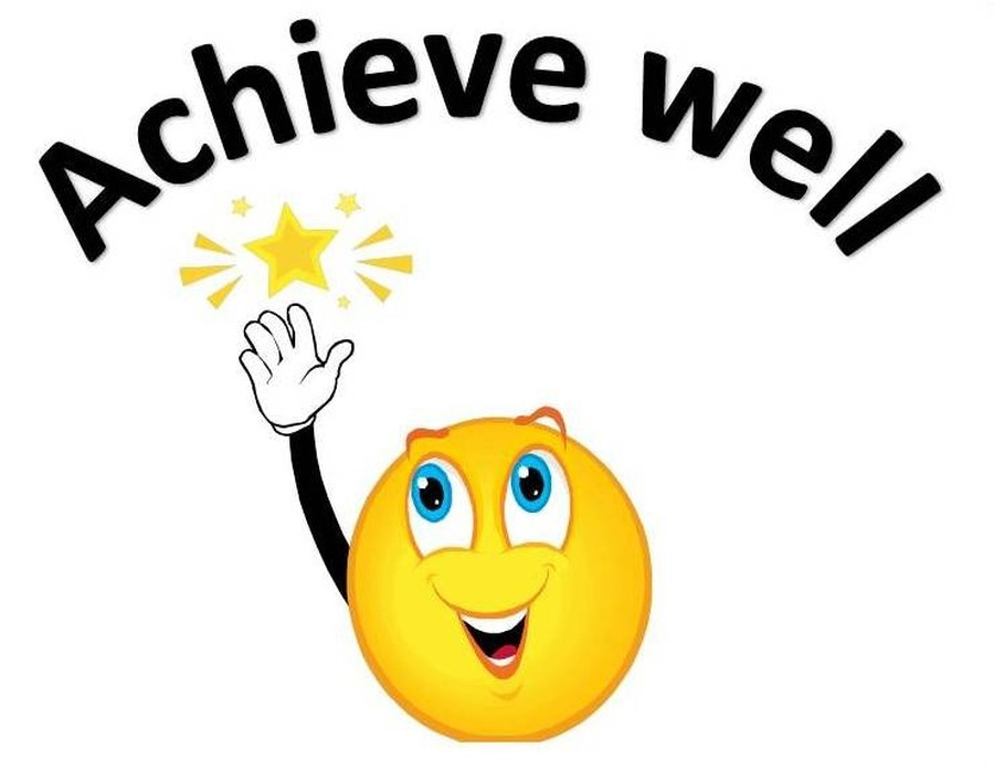 achieve well aim high have fun achieve well aim high have fun