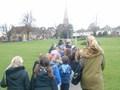 Our walk through the park