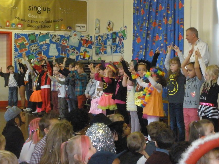 SHELTON INFANTS SCHOOL SONG