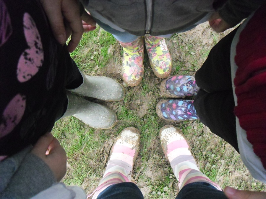 Great African Welly Walk