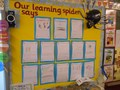 Miss Farid - Our Learning Spider