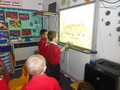 Taking turns on the Interactive White Board