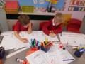 Year 3 children learning