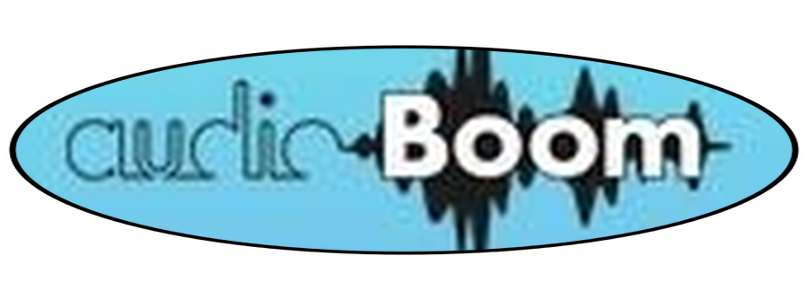 Welcome to Audio Boo Audio Boom