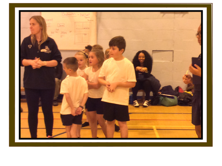 Multi skills competition at Kingsbury School