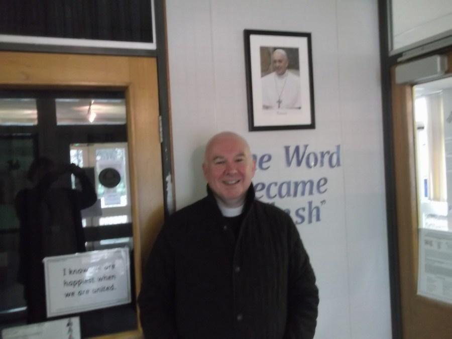 Father Simon Lodge
