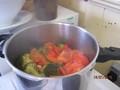 Preparing swamp soup