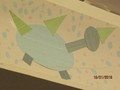 Making a 2D dinosaur