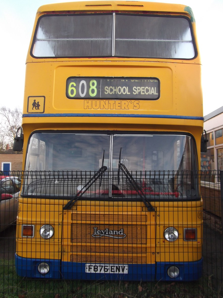 Towcester Church of England Primary School - Project Bus