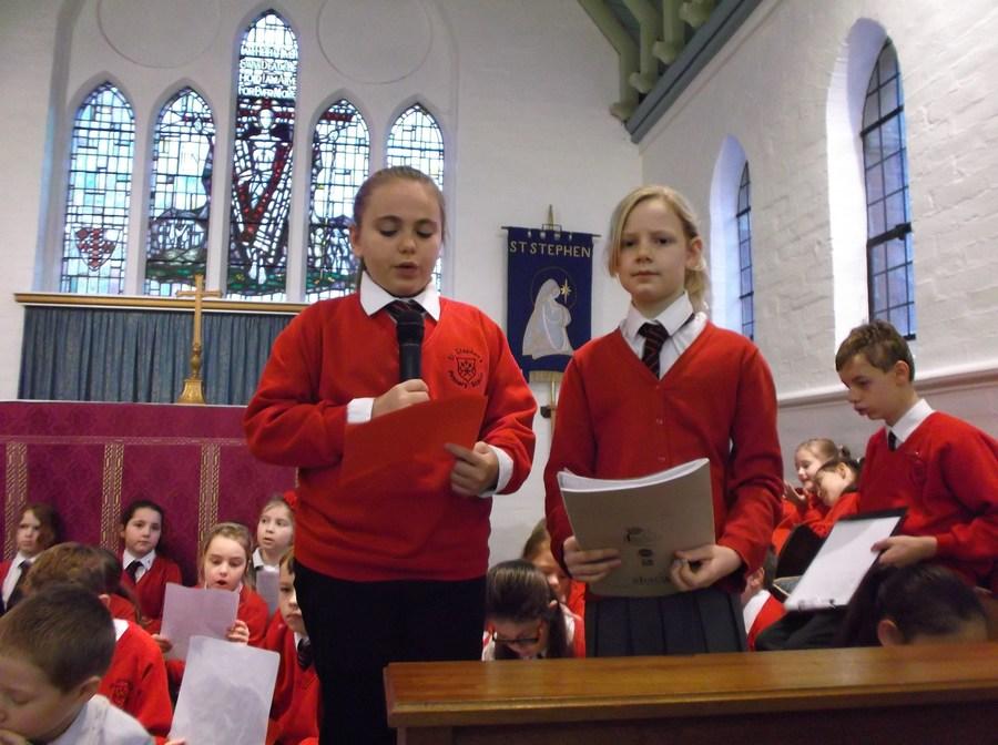 St Stephen's C of E Primary School - Church