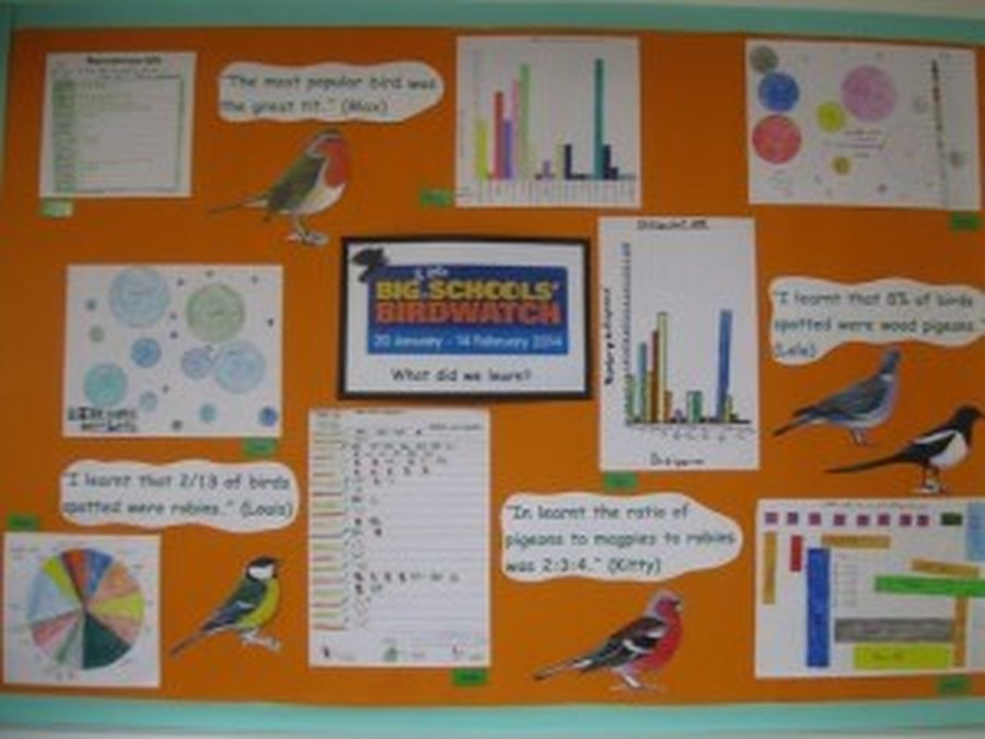 2014 Birdwatch learning applied in the classroom
