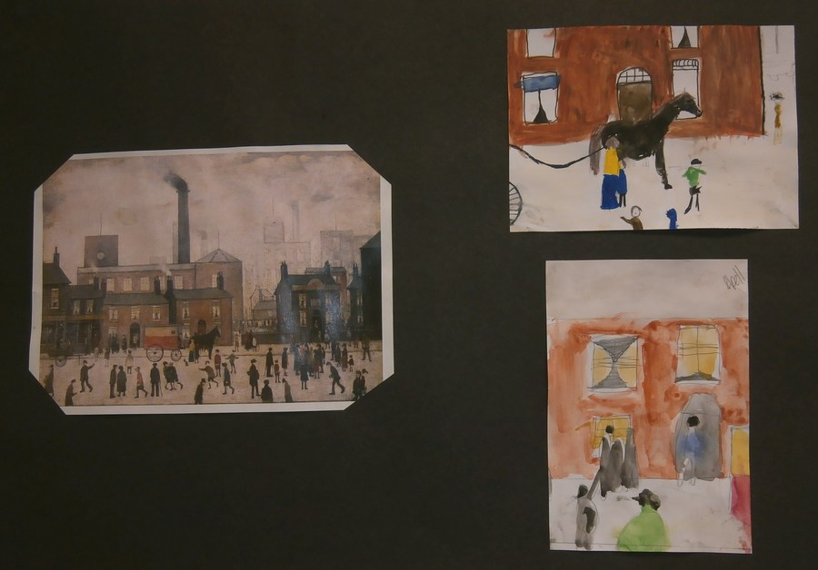 Life in Lowry's times