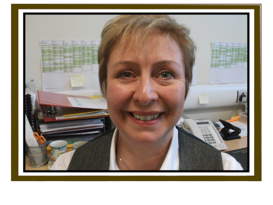 Mrs McLean - Office Manager