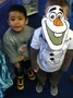 On Friday 30th January, the children were invited to our 'Frozen' Day!