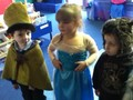 We also had 'Trolls' and a 'Kristoff'!