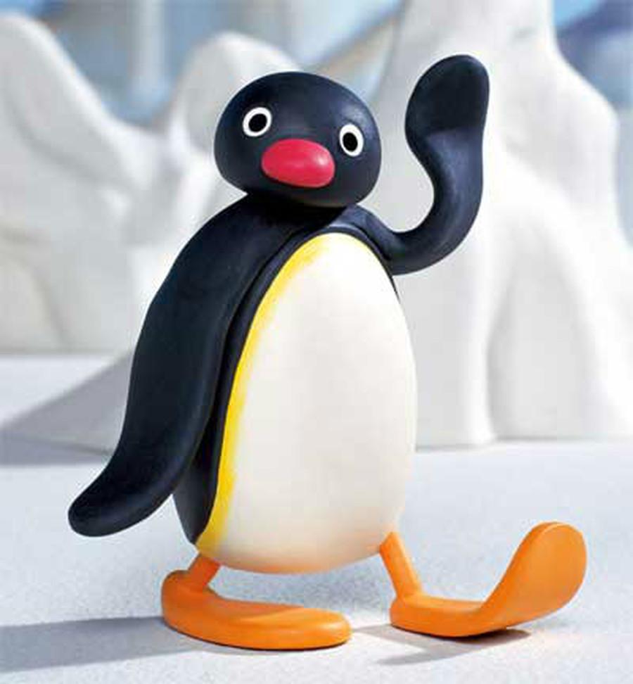 Meet Persevering Pingu!