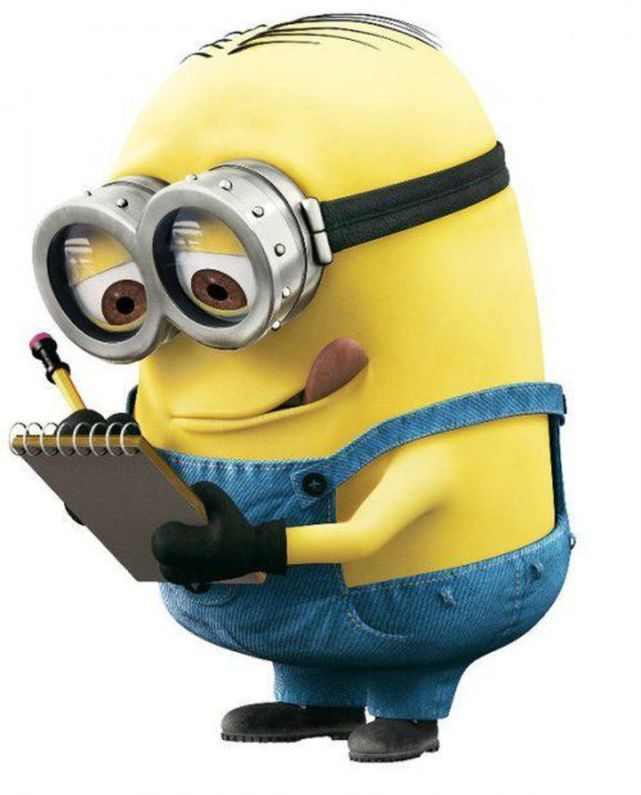 Can you manage your distractions more than a Minion?