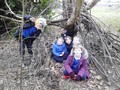 Shelter building is great fun!.JPG