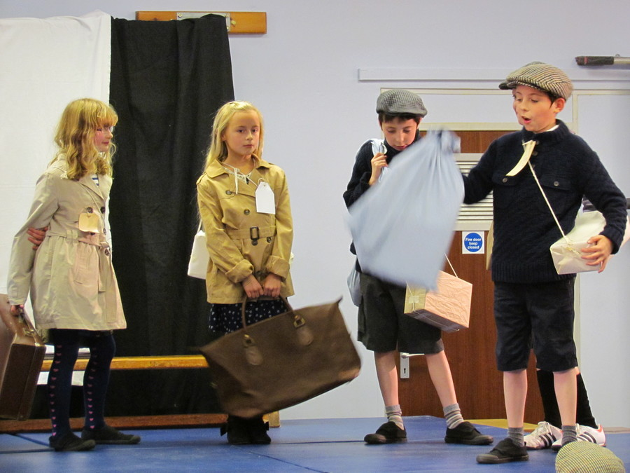 Y4 Class Assembly