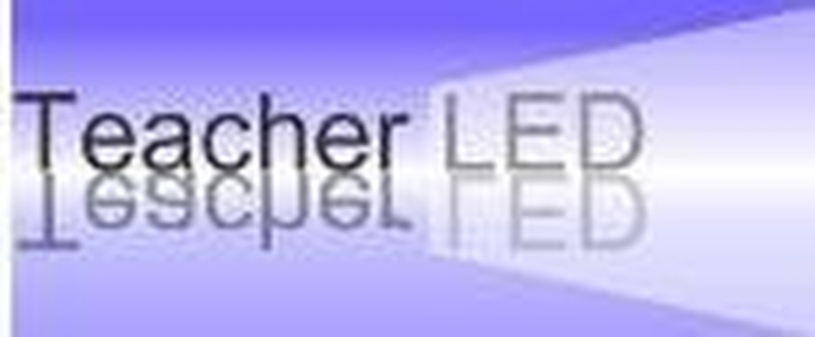 Teacher led