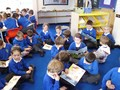 2W and RB sharing books for world book day.JPG