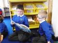 Enjoying sharing a book.JPG