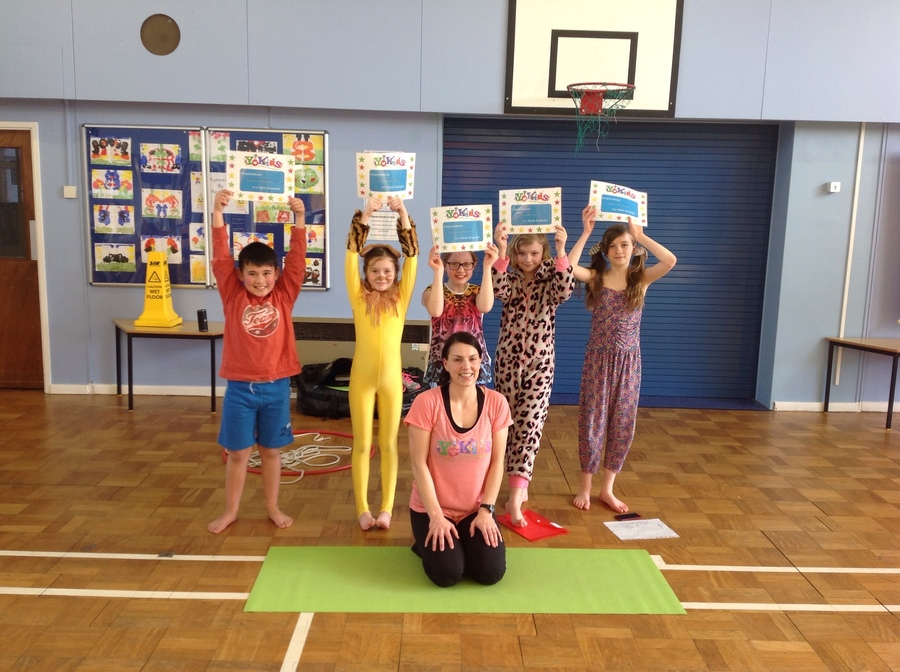 Our fantastic circus performers!